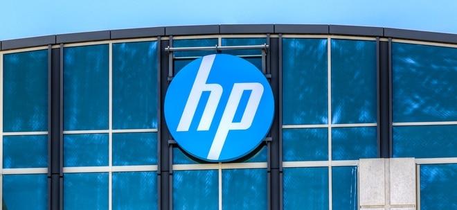 Umsatz- und Gewinnplus: HP-Aktie legt kräftig zu: Hardware-Riese HP erfreut Anleger mit starken Zahlen | Nachricht | finanzen.net
