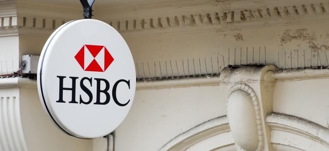 Mehr verdient: HSBC verfehlt 2018 trotz höherem Gewinn Erwartungen - Aktie unter Druck | Nachricht | finanzen.net