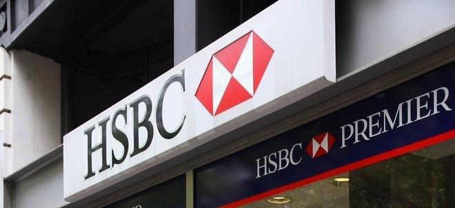 Hohe Verluste: HSBC erwägt offenbar Trennung vom US-Privatkundengeschäft - HSBC-Aktie im Minus | Nachricht | finanzen.net