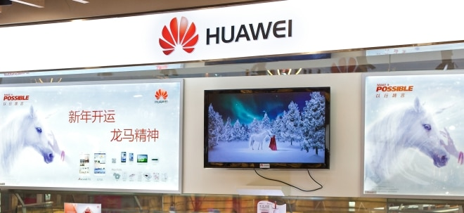Technologisch unabhängiger: Huawei zahlt Mitarbeitern Millionen für größere US-Unabhängigkeit | Nachricht | finanzen.net