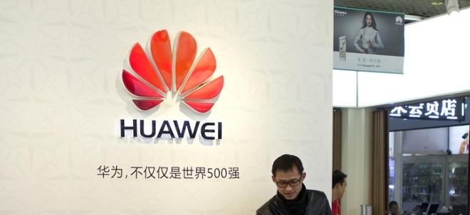 5G-Anbieter: Bundesregierung soll angeblich Beweise für Huaweis Kooperation mit Peking haben - Huawei dementiert | Nachricht | finanzen.net
