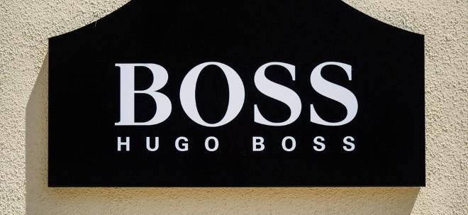 Rückenwind: HUGO BOSS-Aktie im MDAX vorne dabei - H&M mit guter Branchenvorlage | Nachricht | finanzen.net