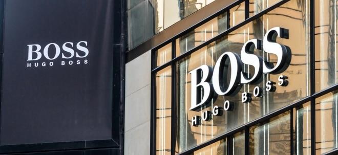 Zuversichtlich: HUGO BOSS-Aktie mit Plus: HUGO BOSS will 2018 deutlich stärker als der Markt wachsen | Nachricht | finanzen.net