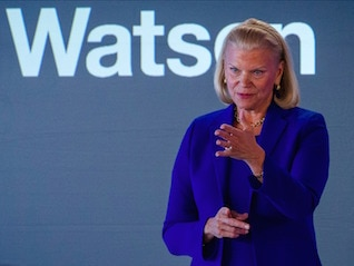 : IBM pops up 3% after beating Wall Street expectations on earnings, marking the third straight quarter of growth after years of decline (IBM)
