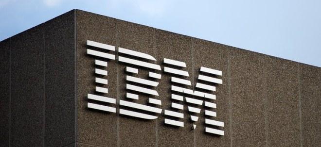 Bilanz am Dienstag: Ausblick: IBM zieht Bilanz zum abgelaufenen Quartal | Nachricht | finanzen.net