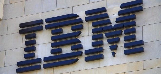 Analysten-Schätzungen: IBM vor Quartalszahlen: Weniger Umsatz erwartet | Nachricht | finanzen.net