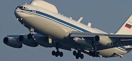 В Таганроге обокрали самолет «судного дня»