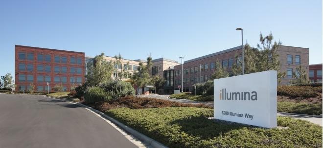 Rückkauf geplant: Illumina will Krebsdiagnose-Spezialisten Grail kaufen - Illumina-Aktie knickt ein | Nachricht | finanzen.net