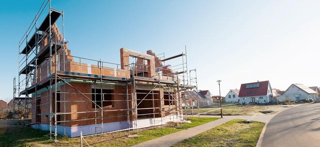 Gefahr von �berhitzung?: Bundesbank-Vorstand Dombret sieht Immobilienboom in Deutschland mit Sorge