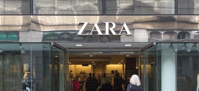 Geldsegen für Ortega: Zara-Mutter Inditex wächst weiter kräftig - Börsenwert von 102 Milliarden Euro | Nachricht | finanzen.net