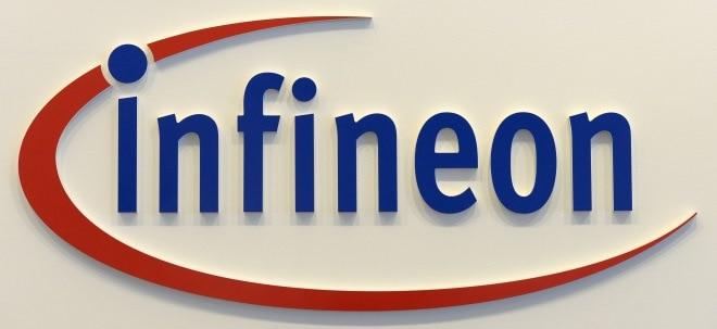 Kaufempfehlung gestrichen: Infineon-Aktie unter Druck: Goldman-Studie belastet Infineon nach zuletzt gutem Lauf | Nachricht | finanzen.net