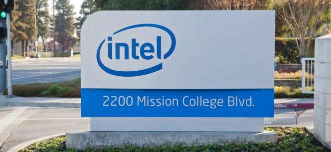 Kein Jahresausblick: Intel schlägt Erwartungen im Quartal - Intel-Aktie schwächelt | Nachricht | finanzen.net