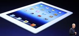 Mobil shoppen mit Ipad: Studie: Apples iPad treibt mobilen Handel - Umsatz 'explodiert' | Nachricht | finanzen.net