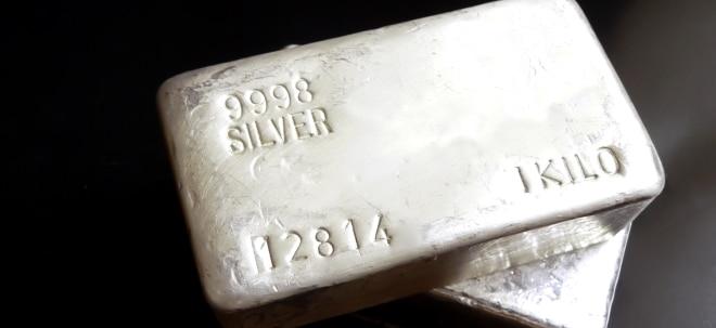 Nach Short Squeeze-Sprung: So sind die Aussichten für den Silberpreis - finanzen.net