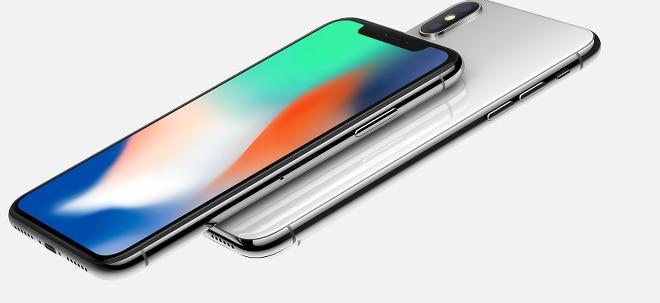 Jetzt ist es raus: Apple stellt radikal erneuertes iPhone X vor - Aktie schließt im US-Handel im Minus | Nachricht | finanzen.net