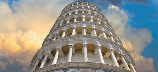 'Economie Italië neigt naar recessie'