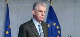 Regierungskrise: Italiens Regierungschef Monti tritt zurück - Budget gebilligt | Nachricht | finanzen.net