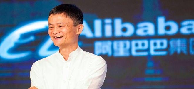 Mehr erhofft vom Double 11: Alibaba-Gründer Jack Ma: Der Single's Day hat Erwartungen verfehlt und doch übertroffen | Nachricht | finanzen.net