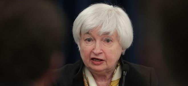 Infrastrukturprogramm: Finanzministerin Yellen - Höhere Leitzinsen wären gut für die USA   Nachricht   finanzen.net