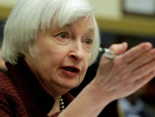: Janet Yellen says bitcoin is a highly speculative asset — but the Fed played a key role in its rise