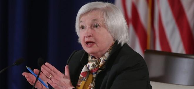 Zinswende kommt: Fed-Chefin Yellen sieht Zinswende im laufenden Jahr | Nachricht | finanzen.net