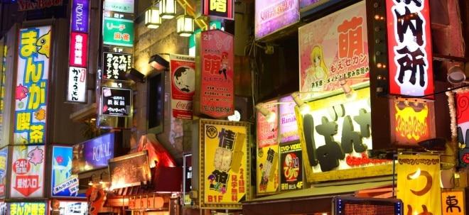 Wirtschaft wächst zu langsam: Bank of Japan lässt Geldpolitik unverändert | Nachricht | finanzen.net
