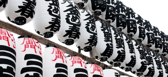 Geldpolitik unverändert: Bank of Japan verschiebt Inflationsziel erneut | Nachricht | finanzen.net