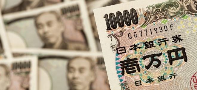 US-Staatsanleihen-Bestand: Japan löst China als größter Gläubiger der USA ab | Nachricht | finanzen.net