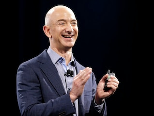 : Amazon is zooming towards a record high (AMZN)
