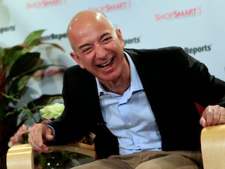 : One chart shows how terrible a decision it has been to bet against Amazon (AMZN, FB, GOOGL)