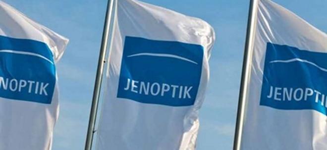 Erholungstendenzen erwartet: JENOPTIK wagt konkretere Jahresprognose - Anleger erfreut | Nachricht | finanzen.net