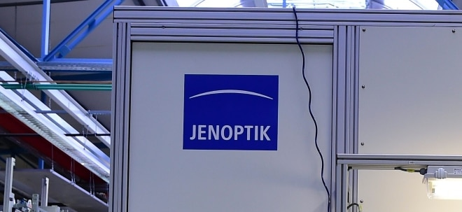 Im Aufwind: JENOPTIK-Aktien steigen - Weitere positive Reaktion auf Übernahme durch JENOPTIK | Nachricht | finanzen.net