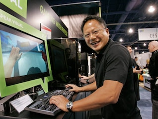 : Nvidia is gaining ground ahead of its investor day (NVDA)
