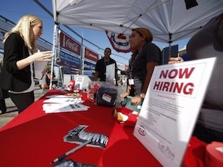 : Initial jobless claims tick up