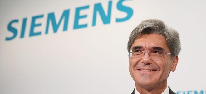 Gut gerüstet: Siemens-Aktie im Fokus: Noch-Chef Kaeser fährt wegen Corona auf Sicht | Nachricht | finanzen.net