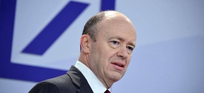 Zuwenig verändert: Großinvestoren: Deutsche-Bank-Chef Cryan nicht mehr der Richtige | Nachricht | finanzen.net