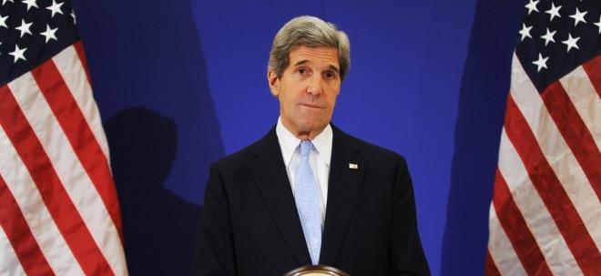 Sehr komplizierte Scheidung: Kerry schließt Rücktritt der Briten vom Brexit nicht aus | Nachricht | finanzen.net