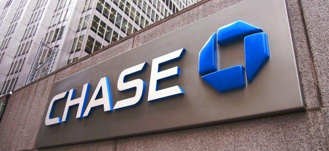 Schwacher Anleihenhandel: US-Großbank JPMorgan verdient zu Jahresbeginn weniger | Nachricht | finanzen.net