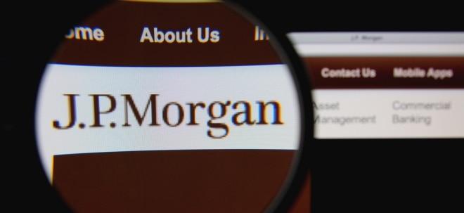 Guter Jahresstart: JPMorgan profitiert von starkem Anleihegeschäft - Aktie legt zu | Nachricht | finanzen.net