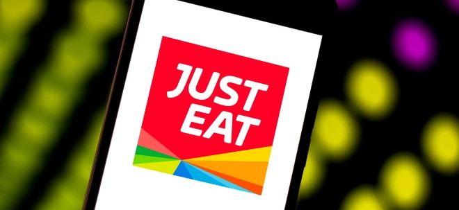 Bestell-Boom: Just Eat Takeaway-Aktie legt kräftig zu: Erneut mehr Bestellungen | Nachricht | finanzen.net