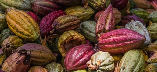 Bittersüße Verführung: Wie investiert man eigentlich in Kakao? | Nachricht | finanzen.net