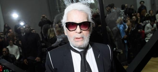 Chanel-Aktie als Börsenkandidat? - Kreationen von Karl Lagerfeld treiben Umsatz von Chanel