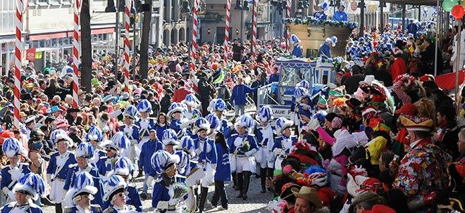 Kommerz und Kokolores: Fastnacht: Karneval um viel Geld   Nachricht   finanzen.net