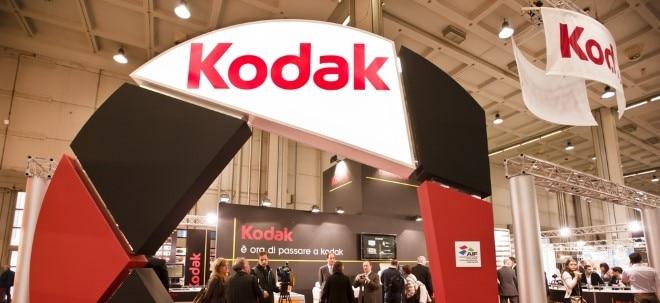 Nach Kritik: Kodak-Aktie bricht ein: US-Regierung setzt Gespräche über Kredit für Kodak aus | Nachricht | finanzen.net