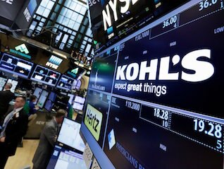 : Kohl's plunges after slashing its guidance (KSS)