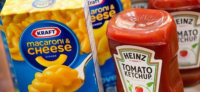 Euro am Sonntag: Hot Stock der Wall Street: The Kraft Heinz Company | Nachricht | finanzen.net