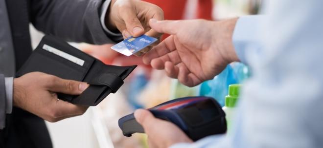 Surfen auf der Payment-Welle: Mobiles Zahlen: Welche Unternehmen prächtig verdienen | Nachricht | finanzen.net