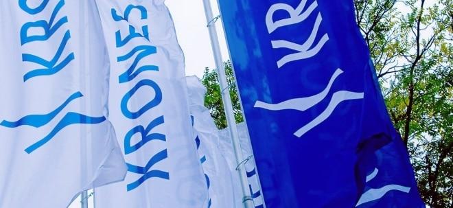 Auftragseinbruch: KRONES schreibt 2020 wegen Corona Verluste - KRONES-Aktie tiefer | Nachricht | finanzen.net