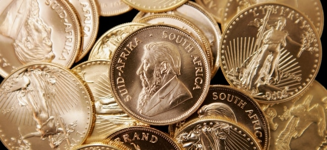 Gold: Starkes Kaufinteresse an den Terminmärkten