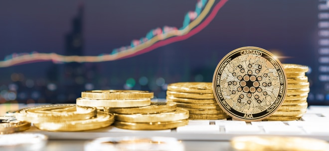 Listing an Börse: Klimafreundlicher als Bitcoin: Cardano startet in Japan durch | Nachricht | finanzen.net